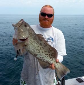 Captain Rick Loves Fishing